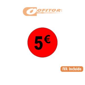 5 EUROS NUEVA