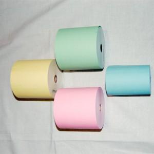 rollos de colores