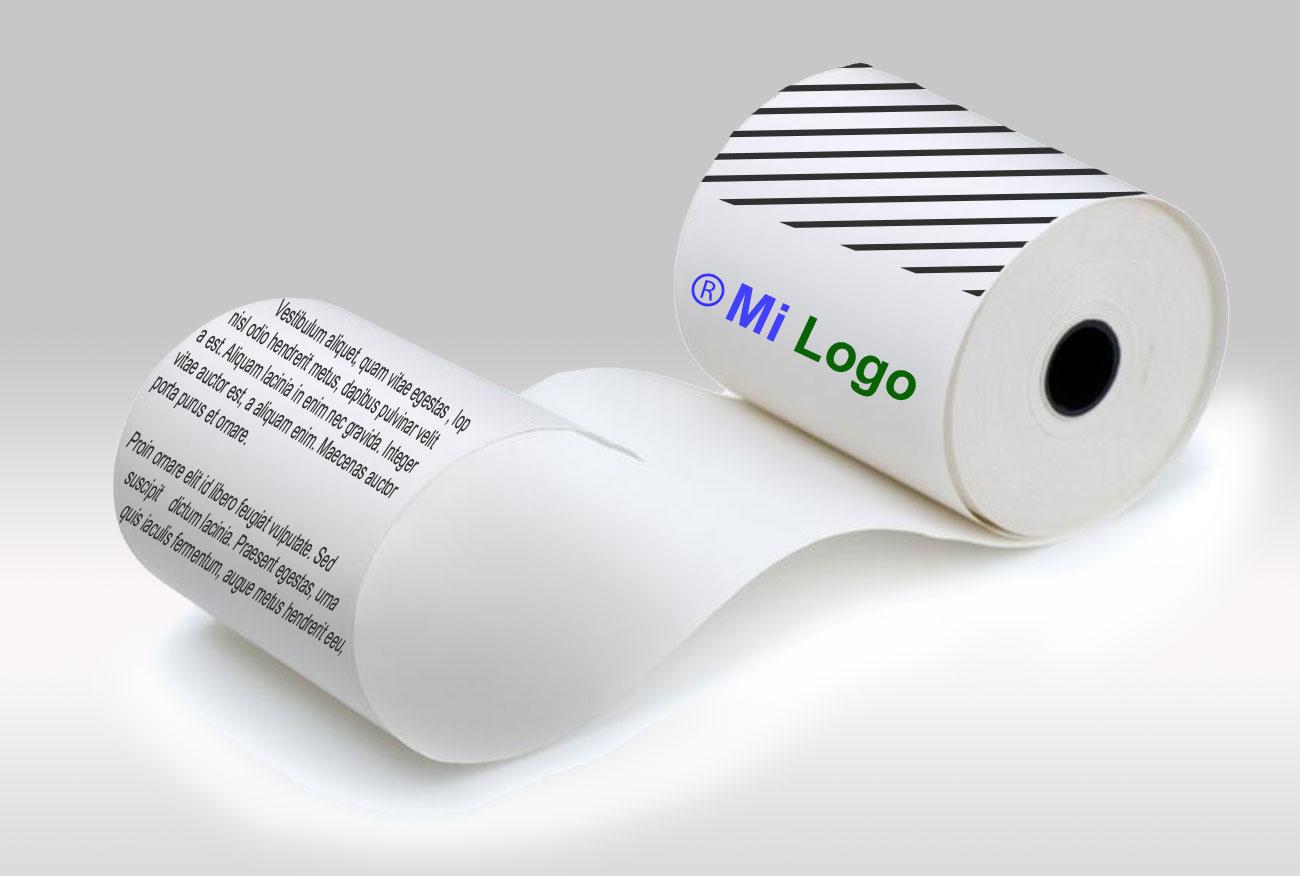 Papel t rmico rollos t rmicos papel t rmico 80 x 80 - Papel aislante termico ...
