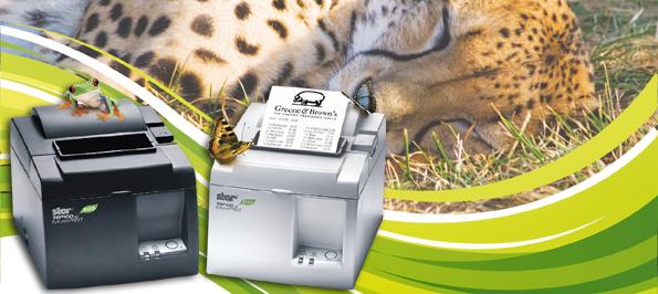 impresora termica tsp100eco cheetah