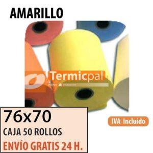 Papel Hidrofix 76x70 AMARILLO
