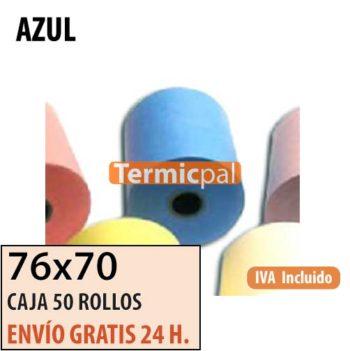 Papel Hidrofix 76x70 AZUL