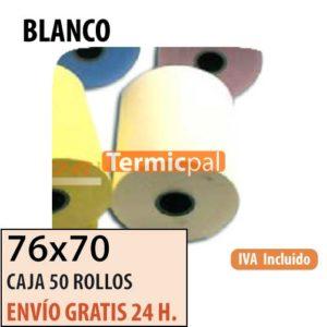 Papel Hidrofix 76x70 BLANCO