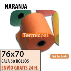 Papel Hidrofix 76x70 NARANJA