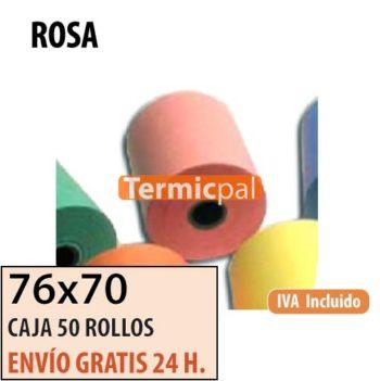 Papel Hidrofix 76x70 ROSA