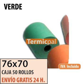 Papel Hidrofix 76x70 VERDE
